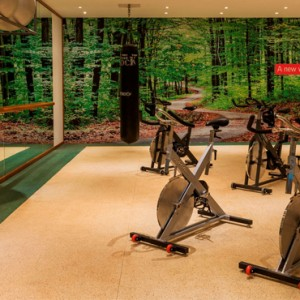gym 2- Le Meridien Mina seyahi - Luxury dubai Honeymoon Packages