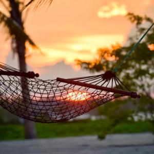 hammoc on the beach - Sun Aqua Pasikudah - Luxury Sri Lanka Honeymoon Packages