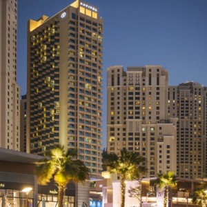 jbr - sofitel dubai jumeirah beach - luxury dubai honeymoon packages