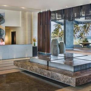 lobby - amari galle sri lanka - luxury sri lanka honeymoon packages