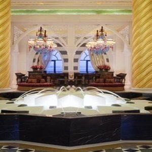 Lobby1 Jumeirah Zabeel Saray Luxury Dubai Honeymoon Packages