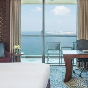 luxury room - sofitel dubai jumeirah beach - luxury dubai honeymoon packages