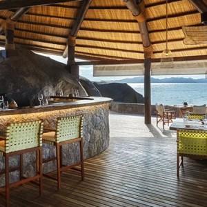 ocean kitchen - six senses zil pasyon - luxury seychelles honeymoon packages