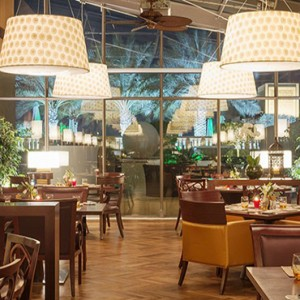 plantation the restaurant - sofitel dubai jumeirah beach - luxury dubai honeymoon packages