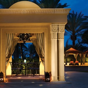 pool 2 - One and Only Royal Mirage - Luxury Dubai Honeymoon Packages