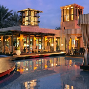 pool 3 - One and Only Royal Mirage - Luxury Dubai Honeymoon Packages