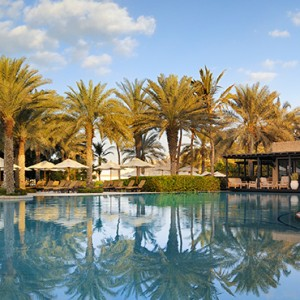 pool - One and Only Royal Mirage - Luxury Dubai Honeymoon Packages