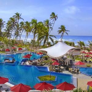pool - amari galle sri lanka - luxury sri lanka honeymoon packages