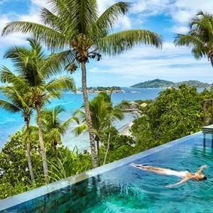 pool vilas - six senses zil pasyon - luxury seychelles honeymoon packages