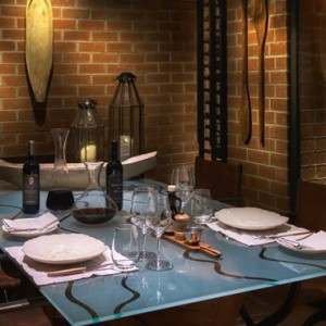 private dining - six senses zil pasyon - luxury seychelles honeymoon packages