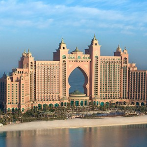 royal towers - Atlantis The Palm dubai - Luxury dubai honeymoon packages