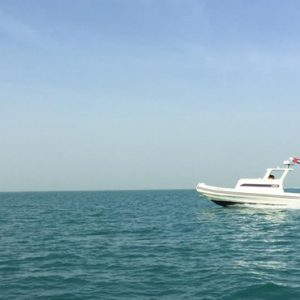Saray Water Transfer Jumeirah Zabeel Saray Luxury Dubai Honeymoon Packages