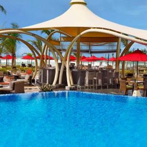 shoreline beach club - amari galle sri lanka - luxury sri lanka honeymoon packages