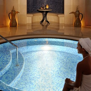 spa - One and Only Royal Mirage - Luxury Dubai Honeymoon Packages