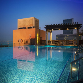 thumbnail - sofitel dubai jumeirah beach - luxury dubai honeymoon packages