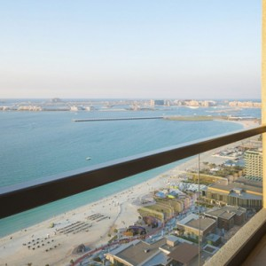 views - sofitel dubai jumeirah beach - luxury dubai honeymoon packages
