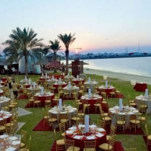 weddings 2 - Le Meridien Mina seyahi - Luxury dubai Honeymoon Packages