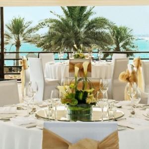 weddings - Le Meridien Mina seyahi - Luxury dubai Honeymoon Packages