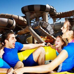 Wild Wadi Park Jumeirah Zabeel Saray Luxury Dubai Honeymoon Packages