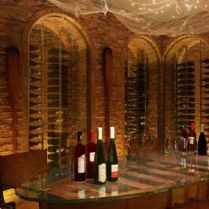wine cellar - six senses zil pasyon - luxury seychelles honeymoon packages