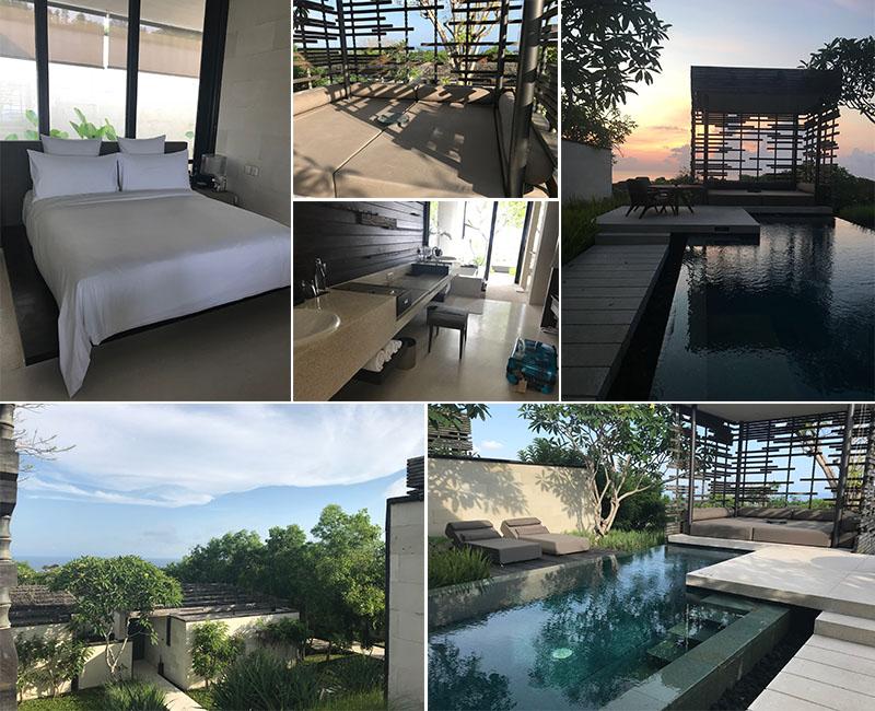 Abbies Bali Blog - Alila Villas Uluwatu - one bedroom villa