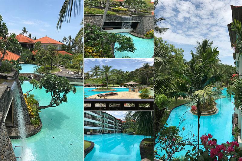 Abbies Bali Blog - Laguna Bali Nusa Dua - Pool