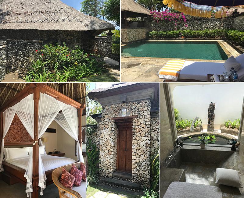 Abbies Bali Blog - The Oberoi Bali - Seminyak - room overview