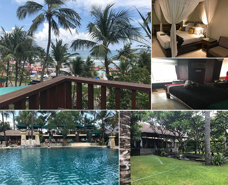Abbies Bali Blog - legian beach hotel - overview