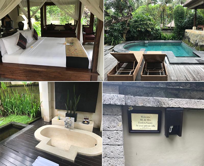 Abbies Bali Blog - ubud village resort - ubud - room overview
