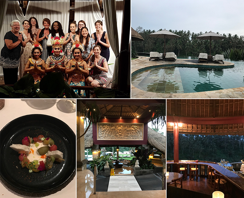 Abbies Bali Blog - viceroy bali - dining overview