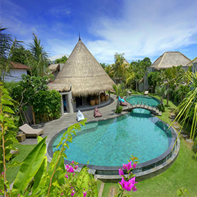 Blue Karma Seminyak - Luxury Bali Honeymoon packages - thumbnail