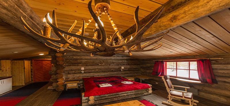 Kakslauttanen Arctic Resort - Luxury Finland Honeymoon Packages