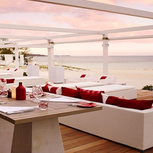 Luxury Mauritius Honeymoon Packages - Lux* Belle Mare - Beach Rouge restaurant2