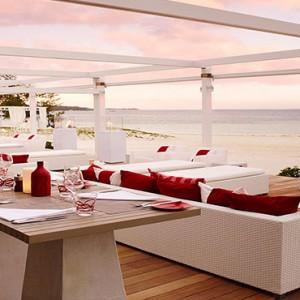 Luxury Mauritius Honeymoon Packages - Lux* Belle Mare - Beach Rouge restaurant2