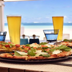 Luxury Mauritius Honeymoon Packages - Lux* Belle Mare - Beach Rouge restaurant3