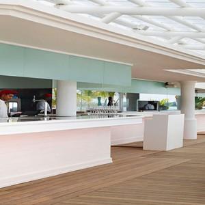 Luxury Mauritius Honeymoon Packages - Lux* Belle Mare - Beach Rouge restaurant4