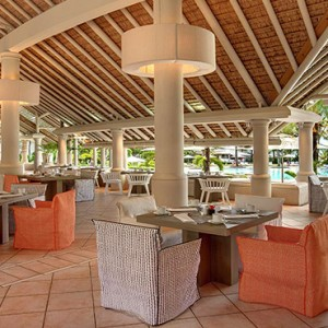 Luxury Mauritius Honeymoon Packages - Lux* Belle Mare - Beach Rouge restaurant5