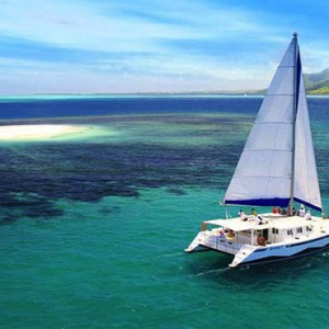Luxury Mauritius Honeymoon Packages - Lux* Belle Mare - Catamaran excursion