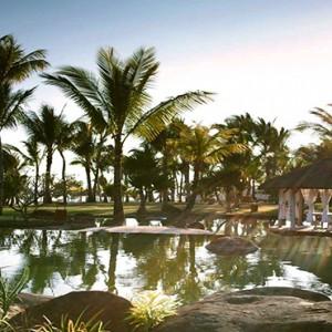 Luxury Mauritius Honeymoon Packages - Lux* Belle Mare - Gazibo