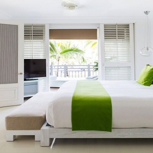 Luxury Mauritius Honeymoon Packages - Lux* Belle Mare - Honeymoon suite bedroom1