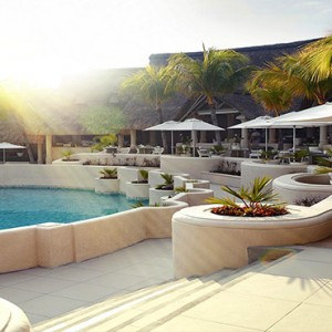 Luxury Mauritius Honeymoon Packages - Lux* Belle Mare - Mixe restaurant3
