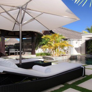 Luxury Mauritius Honeymoon Packages - Lux* Belle Mare - Ocean View Villa exterior