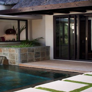 Luxury Mauritius Honeymoon Packages - Lux* Belle Mare - Ocean View Villa exterior 1