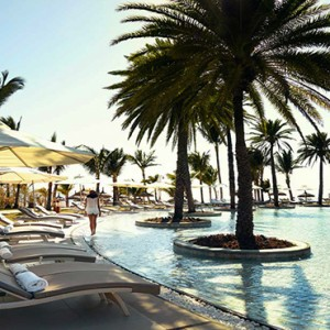 Luxury Mauritius Honeymoon Packages - Lux* Belle Mare - Pool