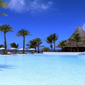 Luxury Mauritius Honeymoon Packages - Lux* Belle Mare - Pool2