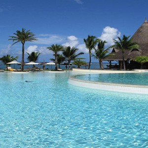 Luxury Mauritius Honeymoon Packages - Lux* Belle Mare - Pool3
