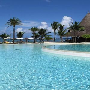 Luxury Mauritius Honeymoon Packages - Lux* Belle Mare - Pool3