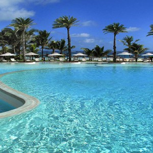 Luxury Mauritius Honeymoon Packages - Lux* Belle Mare - Pool5
