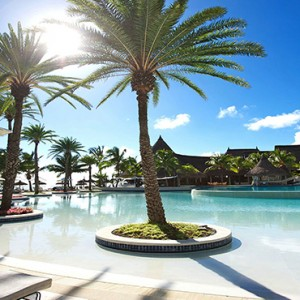 Luxury Mauritius Honeymoon Packages - Lux* Belle Mare - Pool6