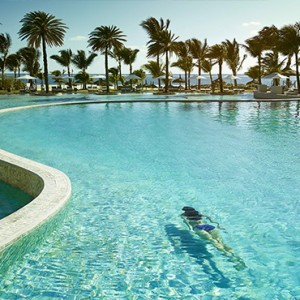 Luxury Mauritius Honeymoon Packages - Lux* Belle Mare - Pool7
